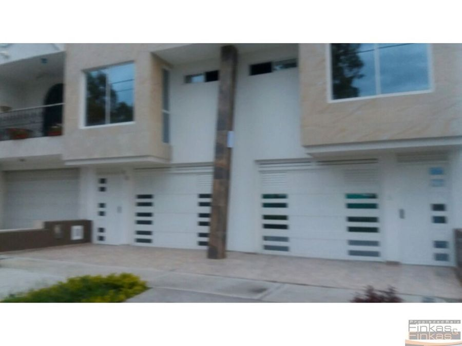 ventas casas gemelas palmira