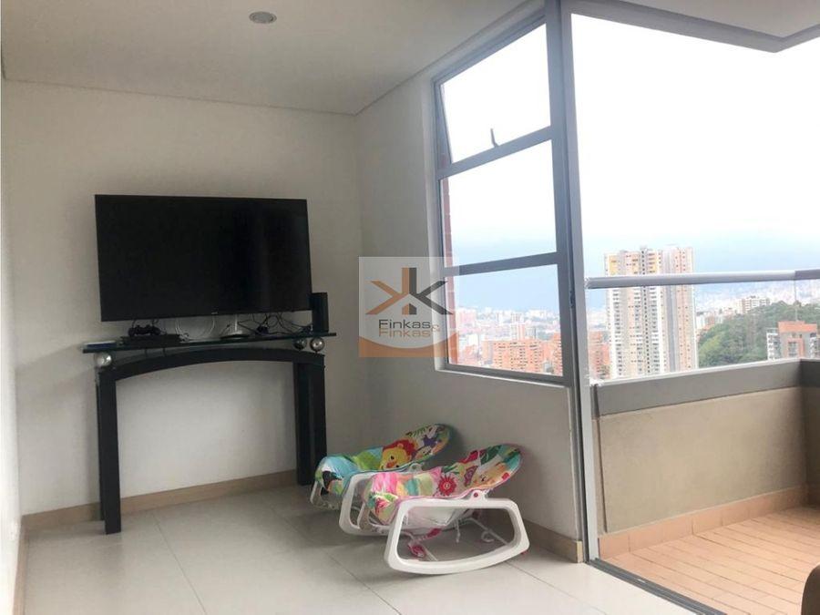 se vende apartamento sector castellana armenia