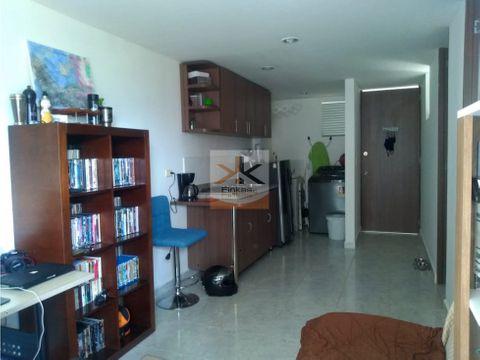se vende apartaestudio sector occidente armenia