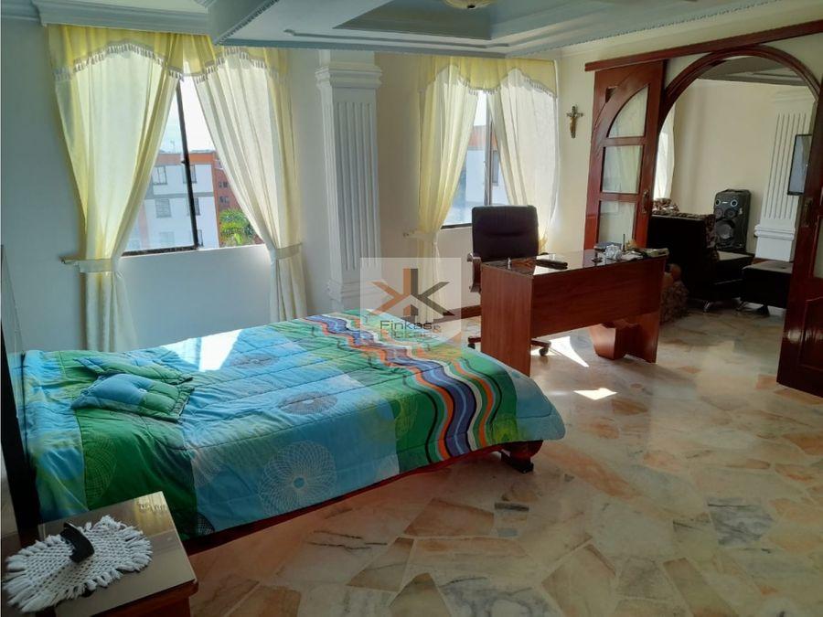 se vende apartamento al norte de armenia