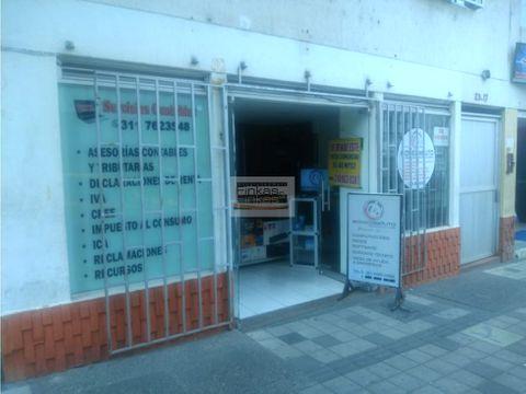 se vende local zona centro cra 15 armenia