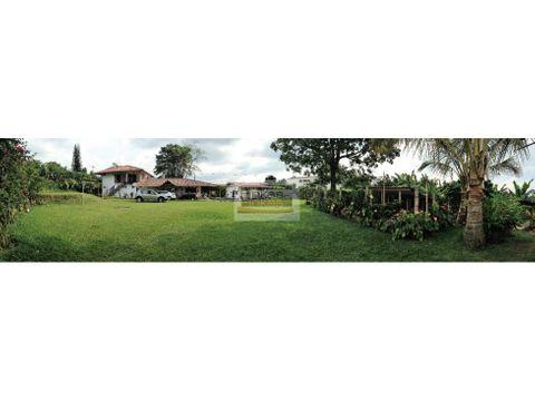 se vende casa campestre vda la union quimbaya