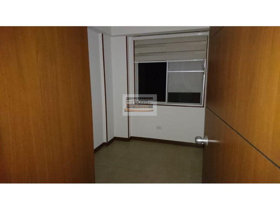 se vende apartamento en conjunto cerrado pereira