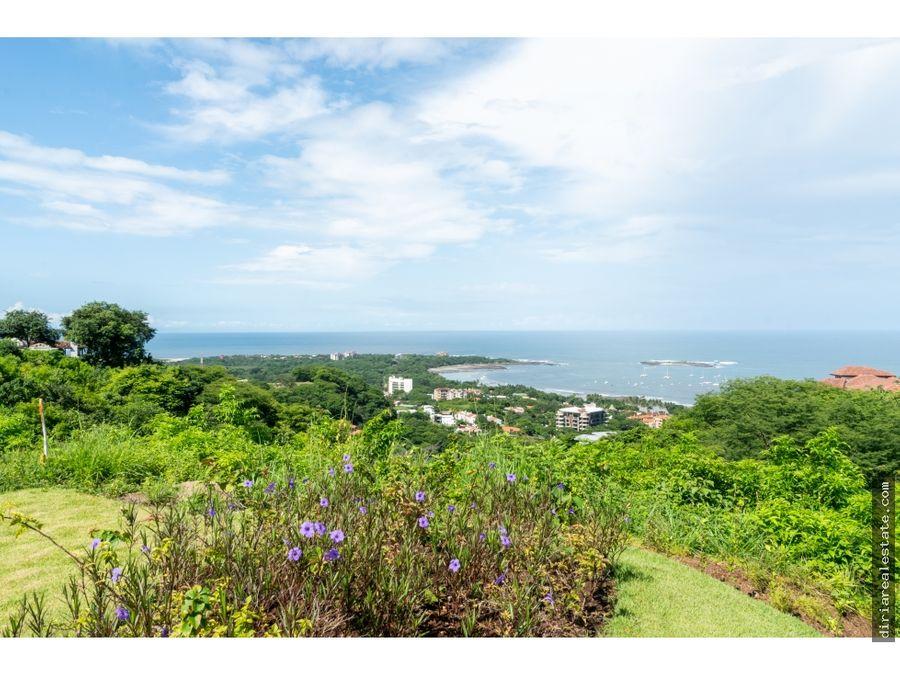 b9 condo for sale oceanview tamarindo costa rica
