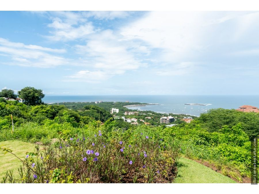 b1 condo for sale oceanview tamarindo costa rica