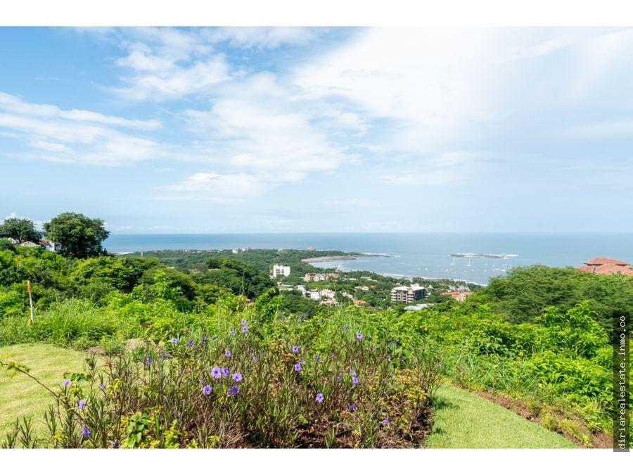 a6 condo for sale oceanview tamarindo costa rica