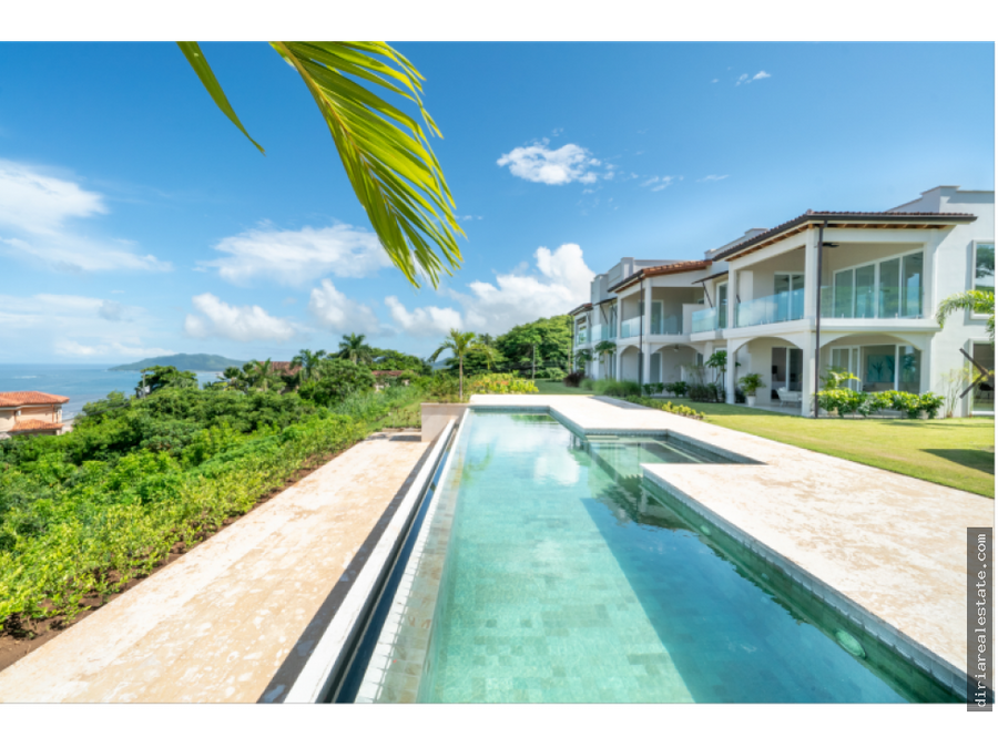b11 oceanview penthouse for sale in tamarindo costa rica