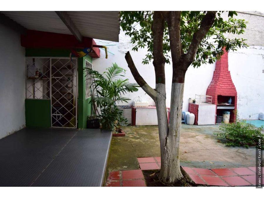 venta casa de una planta la granja turbaco