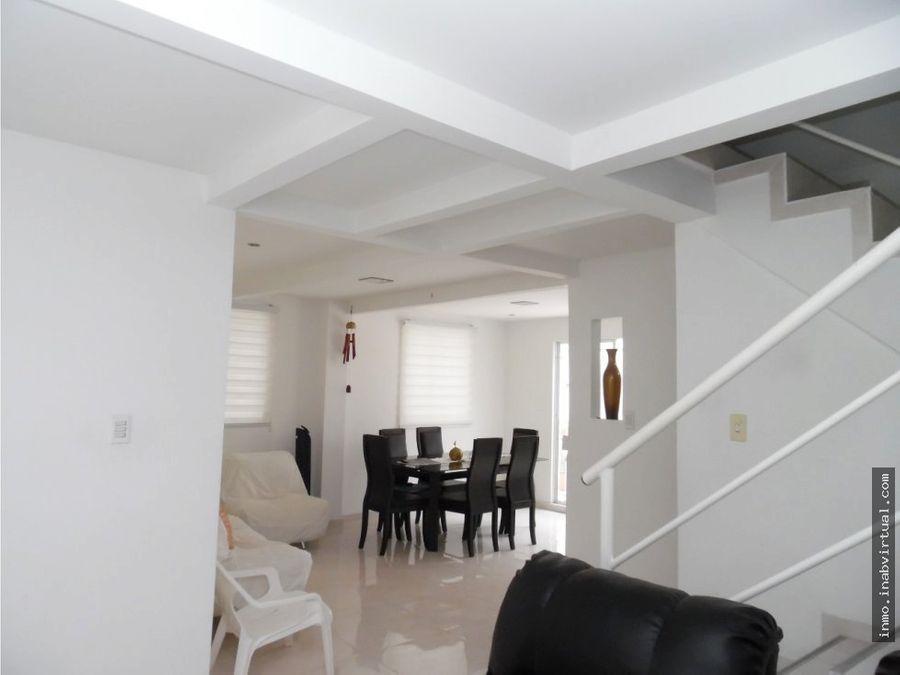 vendemos casa de 2 plantas en bonanza turbaco