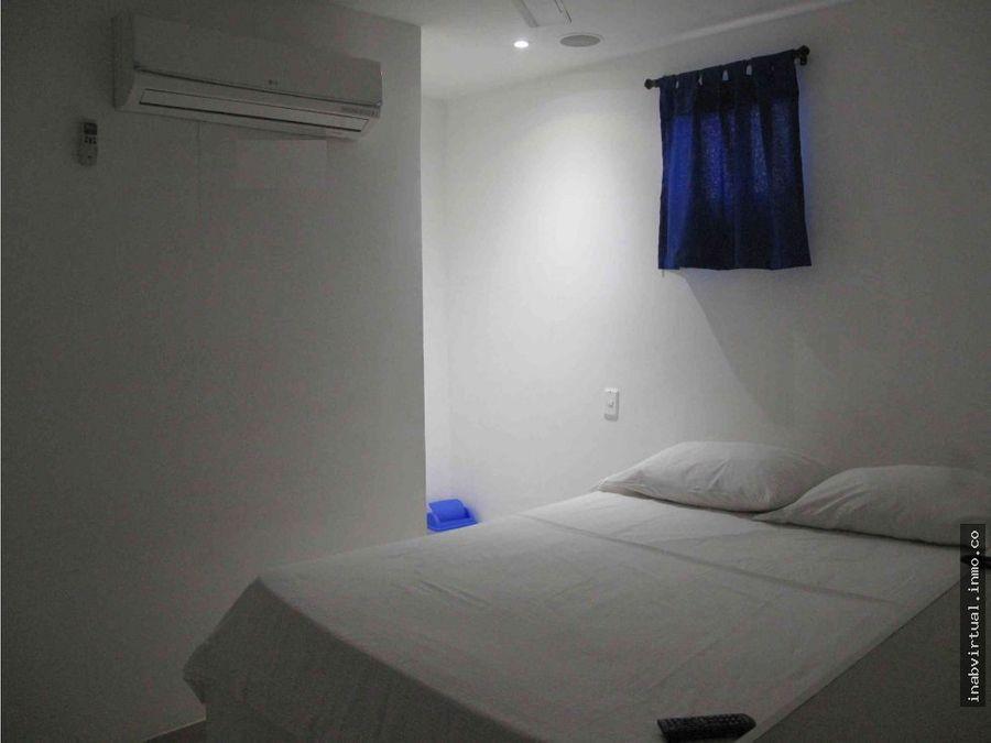 hostal 2 habitaciones 6 personas x dias cartagena