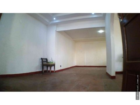 oportunidad vendo casa local comercial via turbaco