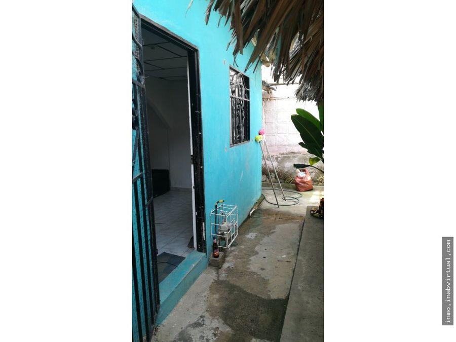 vendo casa lote en arroz barato cartagena