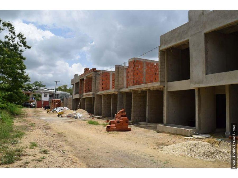 casas de dos plantas en villas de bethania turbaco