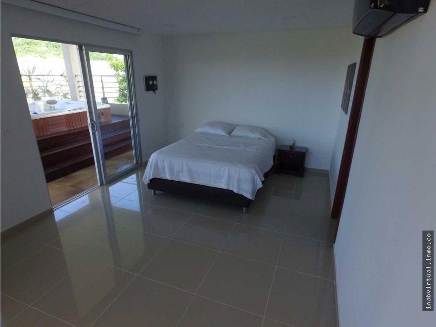 casa de lujo en conjunto aguamarina beach resort