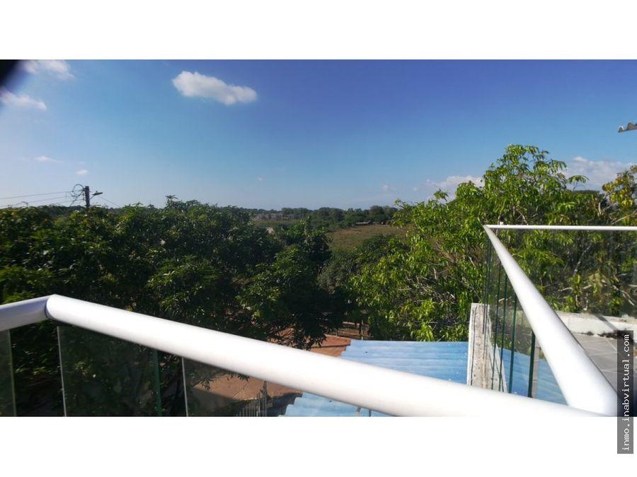venta casa 3 pisos en la granja turbaco bolivar