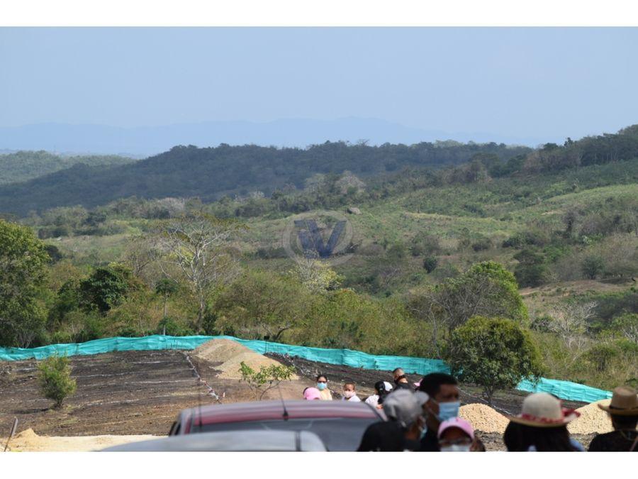 lotes desde 22 millones colinas de malibu turbana