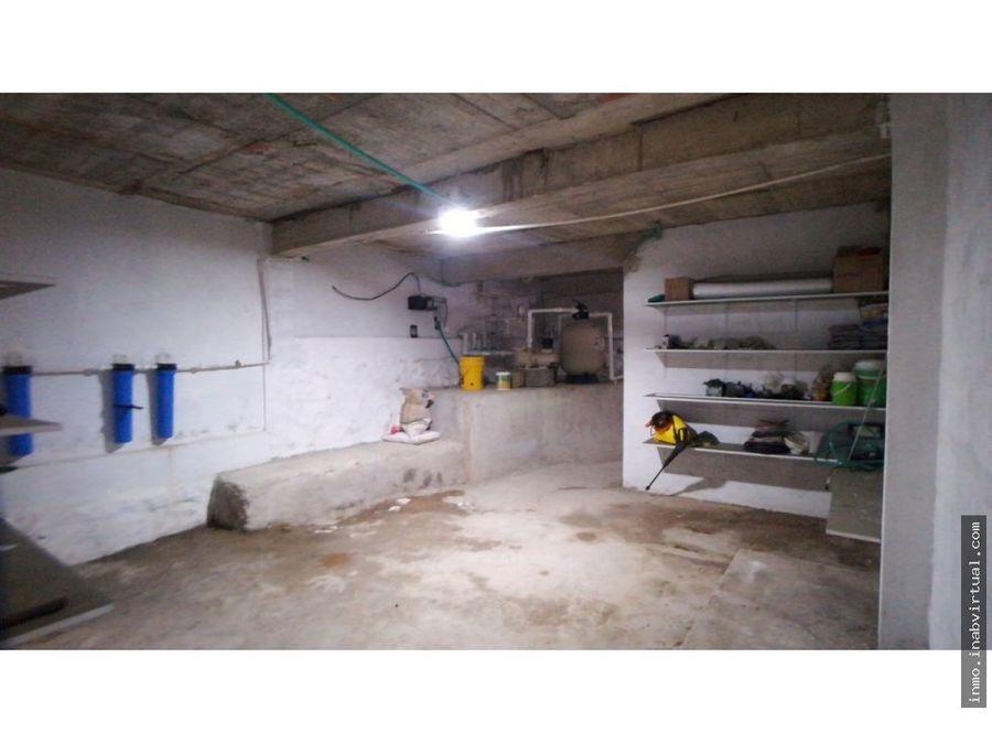 venta casa 3 plantas zona campestre turbaco