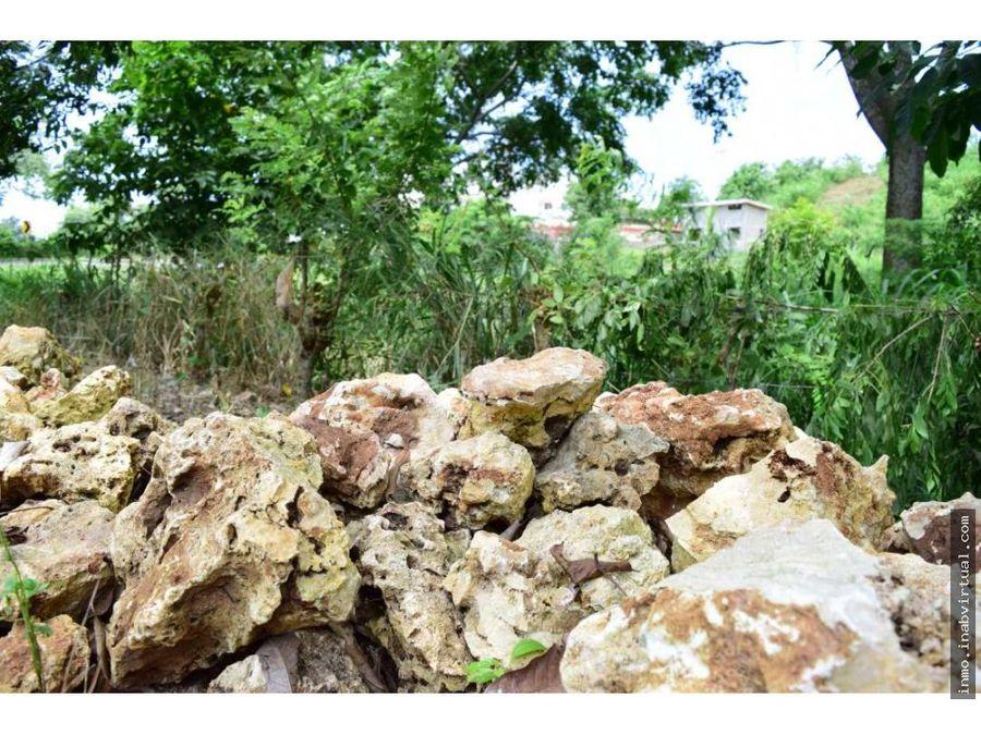 espectacular lote sobre la troncal turbaco