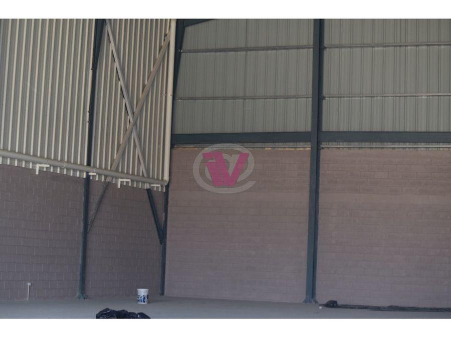 venta bodega en parque industrial cerrado en cartagena