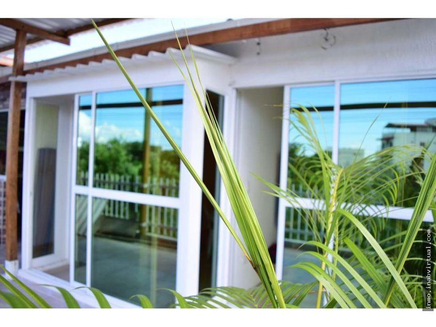 venta casa de tres plantas comercial bosque ctg