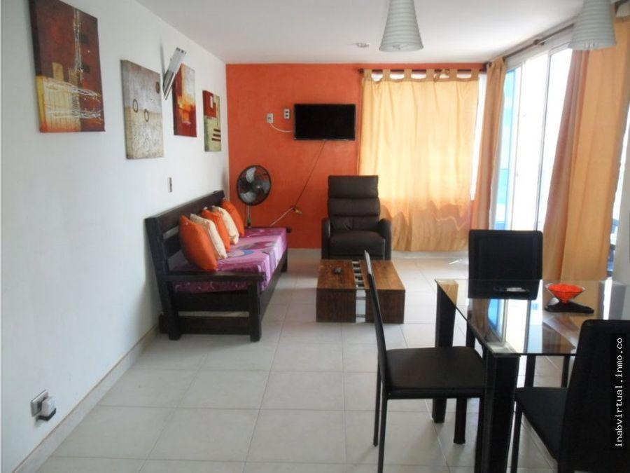 apartamento cartagena 1 hab 6 per 190000 912con