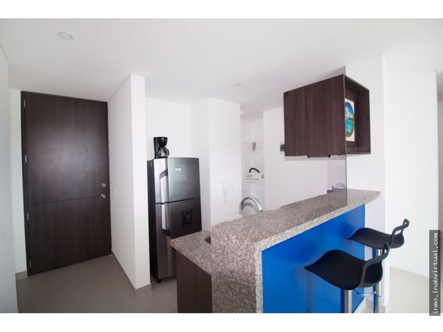 apartamento rodadero 2 hab 7 per 210000 411res