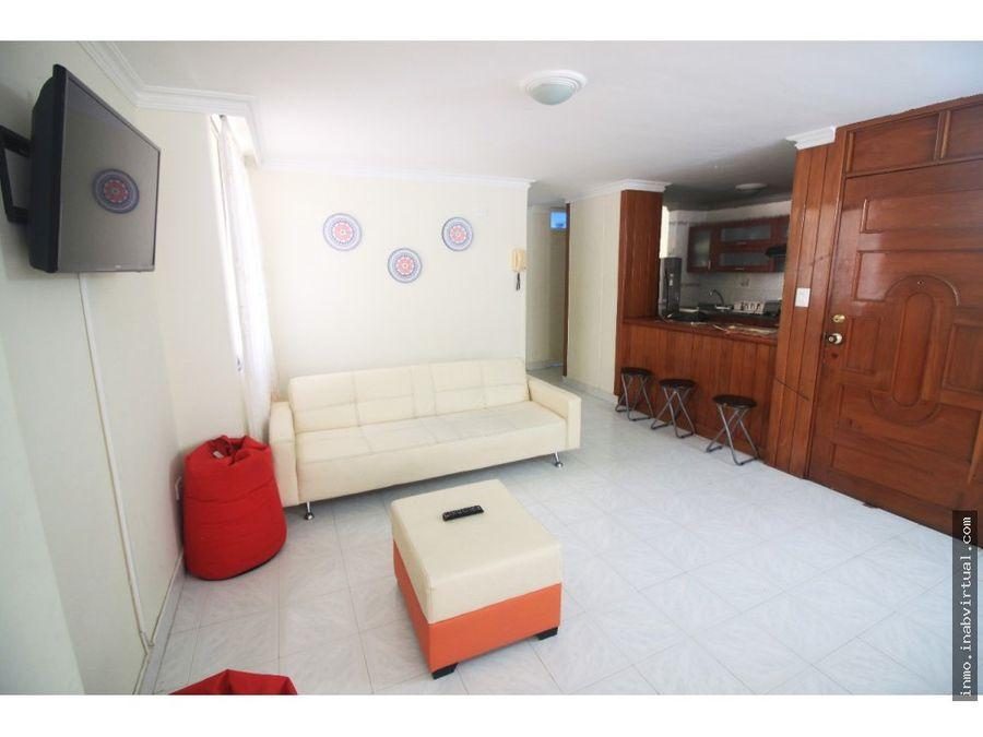 apartamento en rodadero 2 hab 6 per 0 4biro