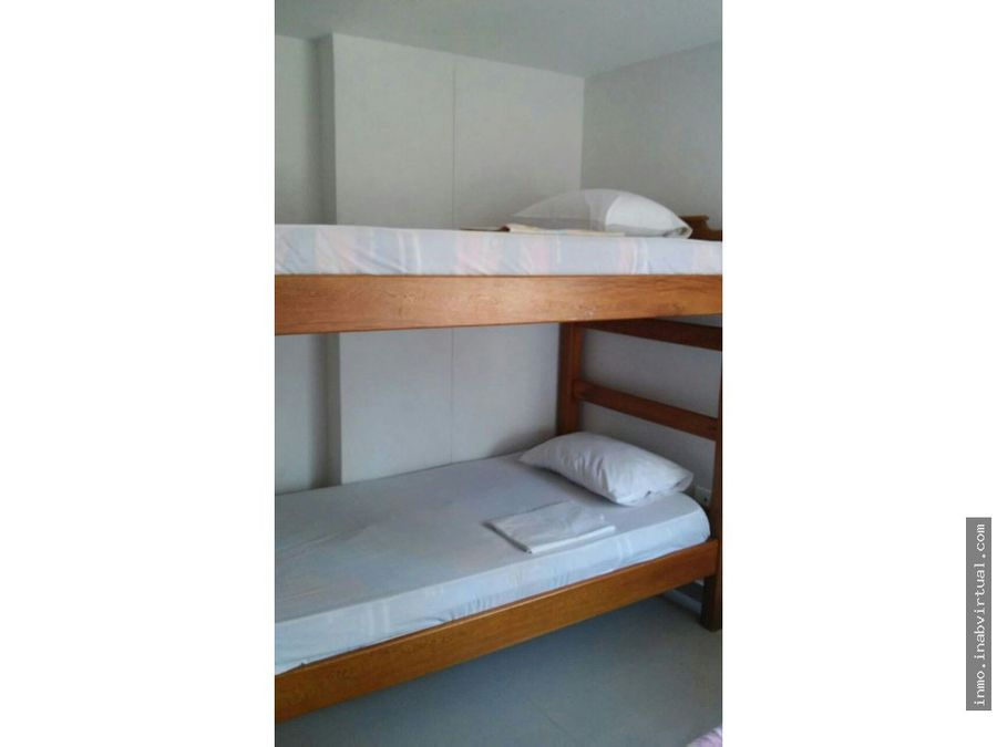 apartamento en rodadero 2 hab 6 per tay502