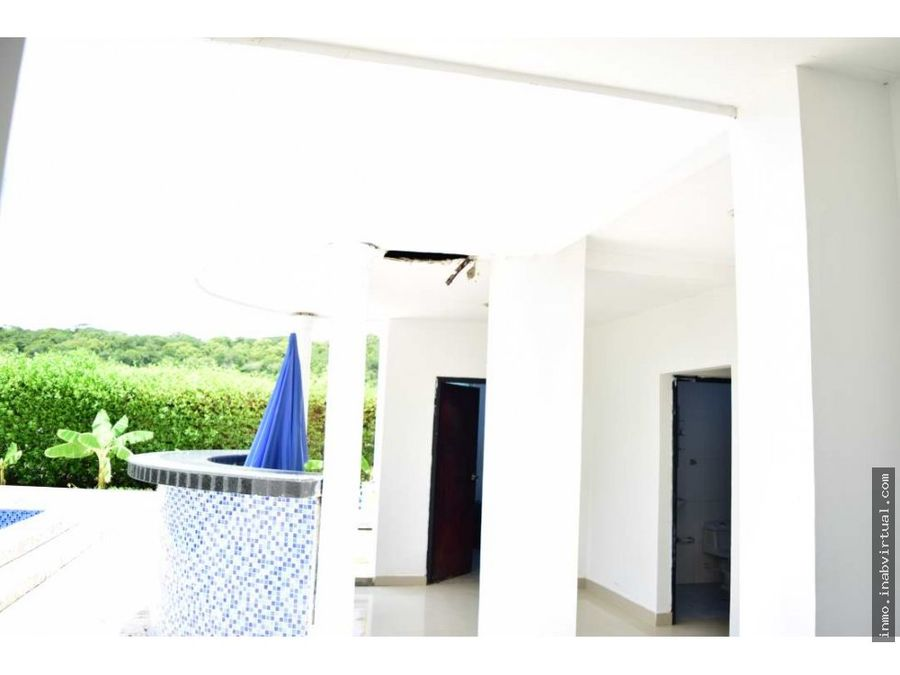 hermosa casa en barcelona de indias