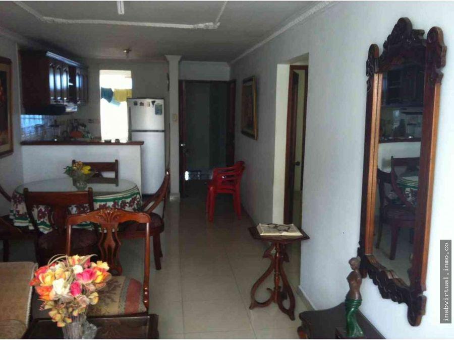 apartamento de 3 alcobas en providencia cartagena