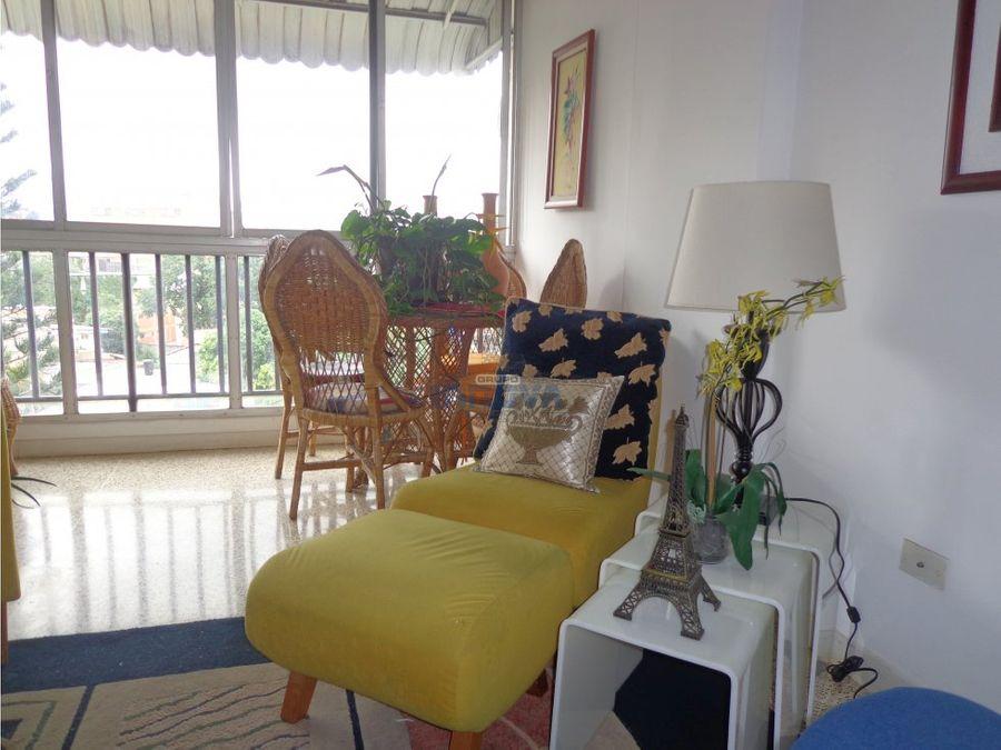 apartamento en venta urb los chorros