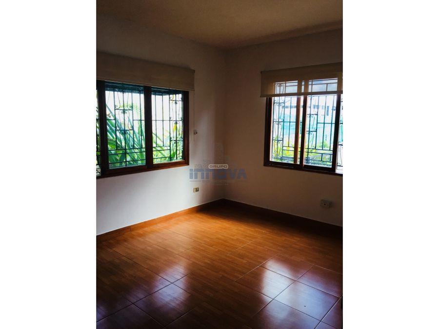 casa en venta y alquiler comercial urb altamira