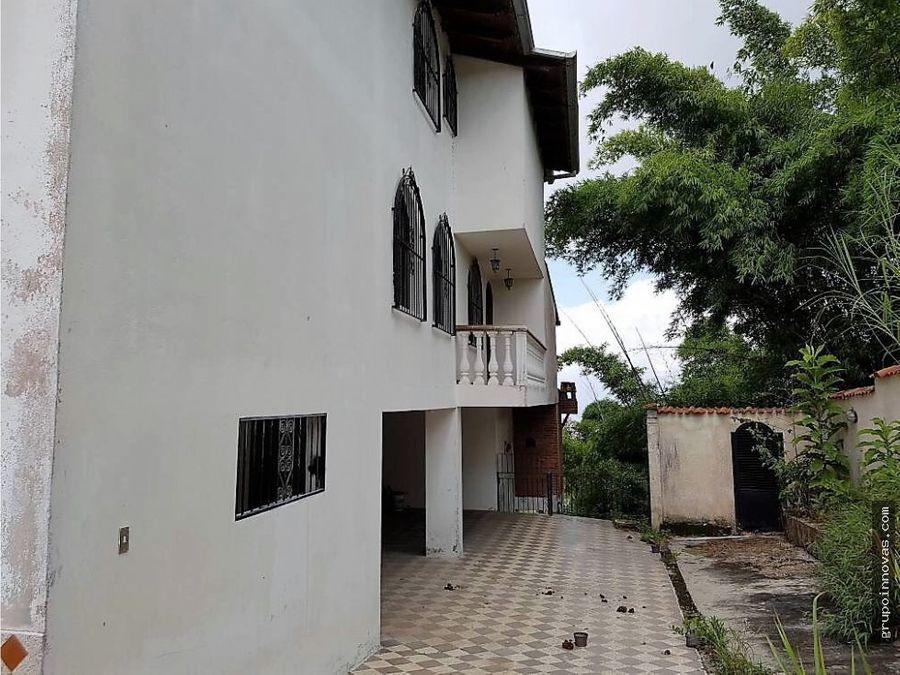 casa en venta urb potrerito san antonio de los altos
