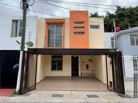 residencial plaza gadalupe casa 126