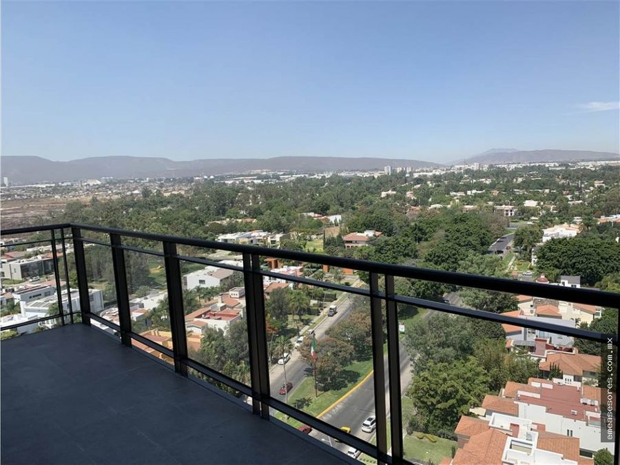 pent house valle real