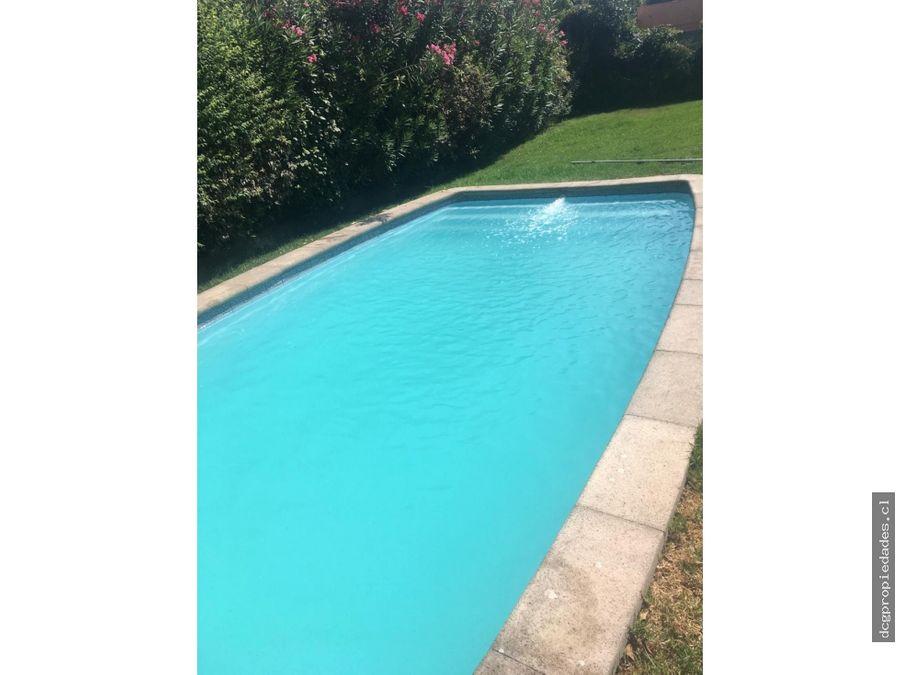 chamisero 5 dormitorios piscina