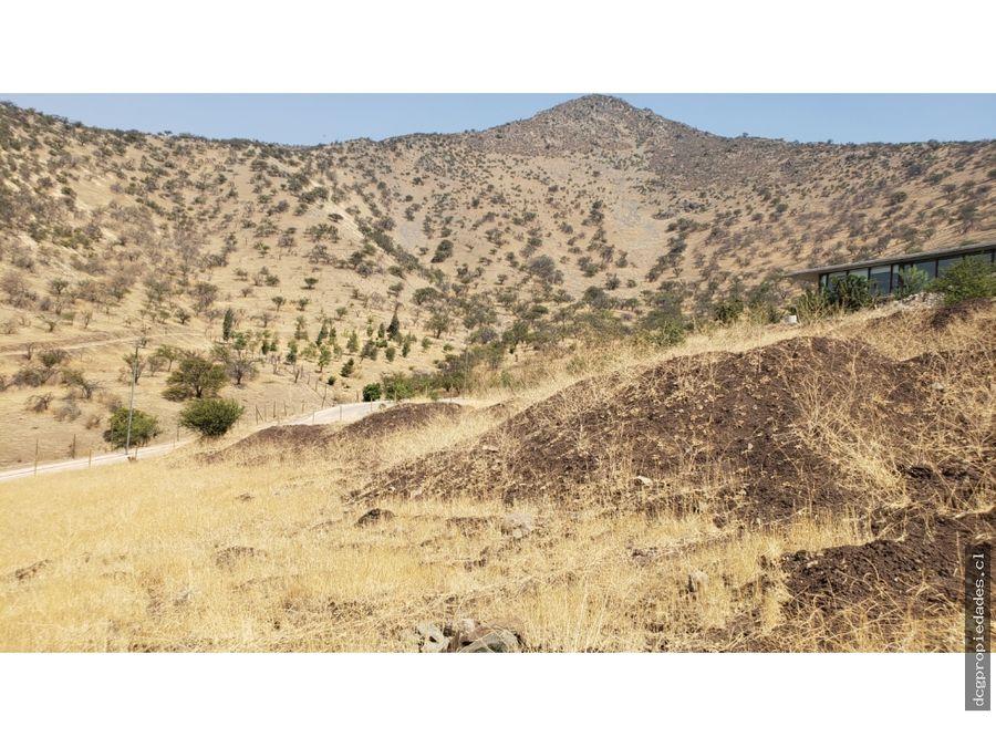 gran terreno ubicado en chamisero