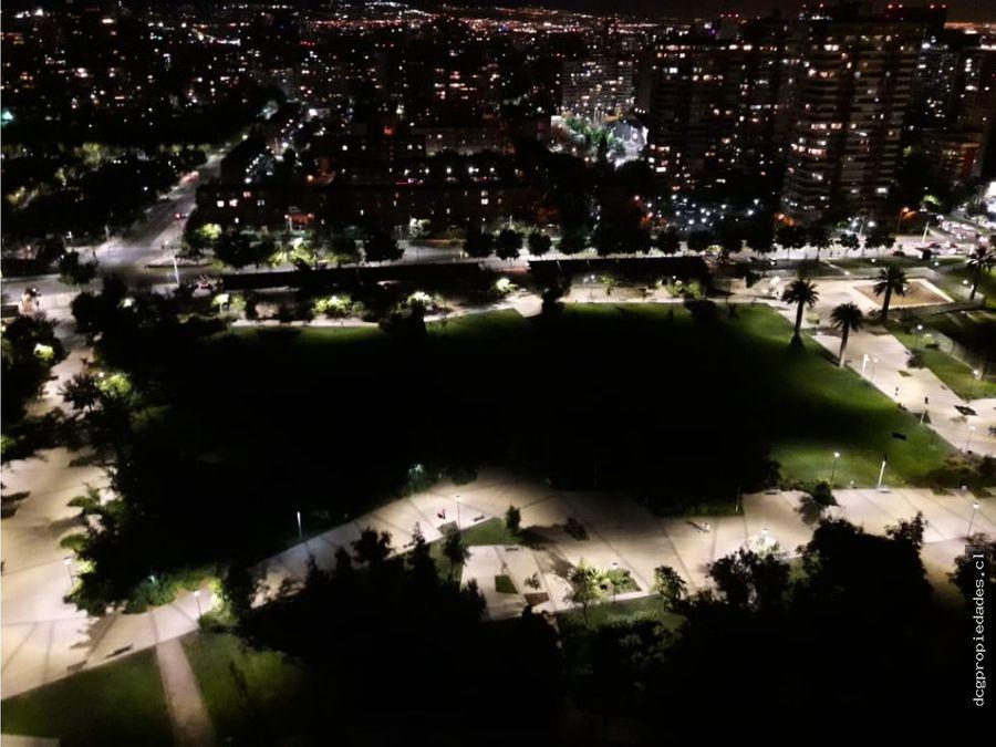 moderno departamento con maravillosa vista despeja al parque