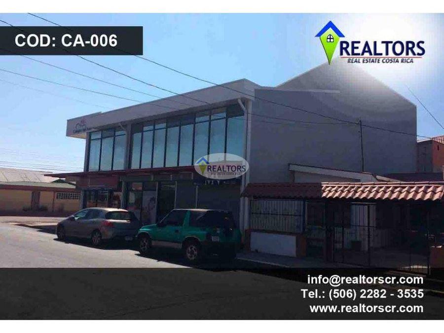 venta de edificio en cartago centro