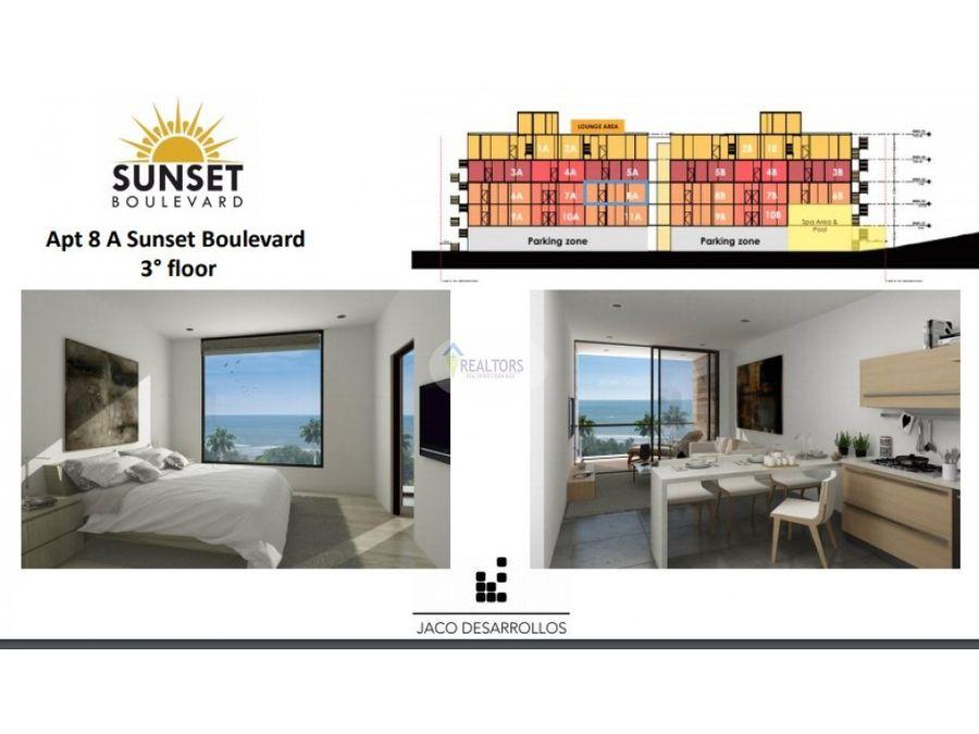 venta de apartamentos en sunset boulevard
