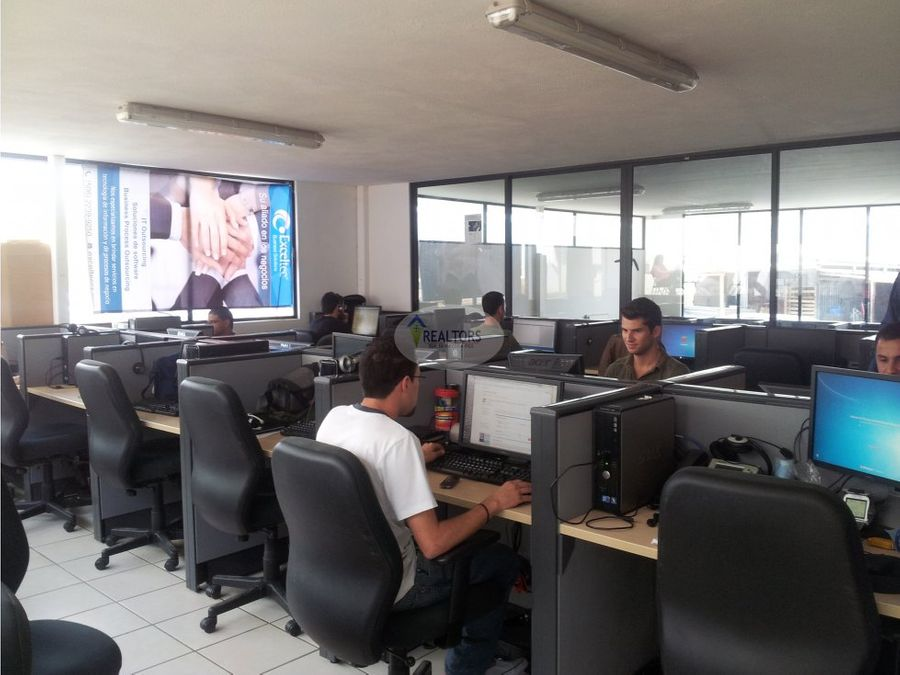 alquiler de edificio para call center u oficinas