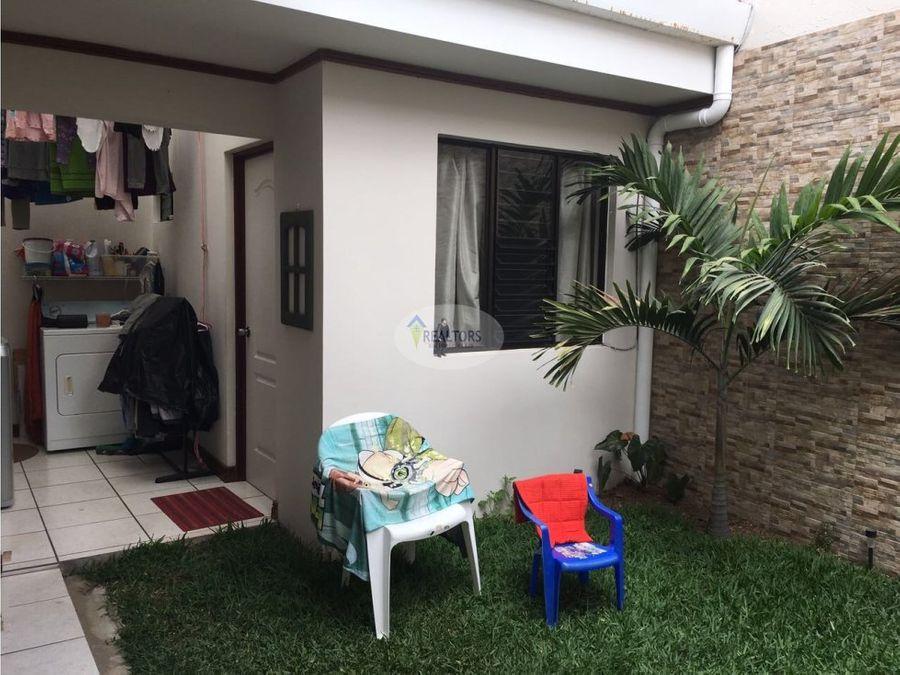 venta de casa en sabanilla