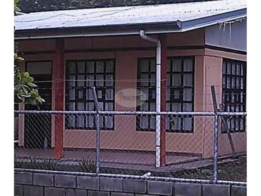 venta de casa en nicoya