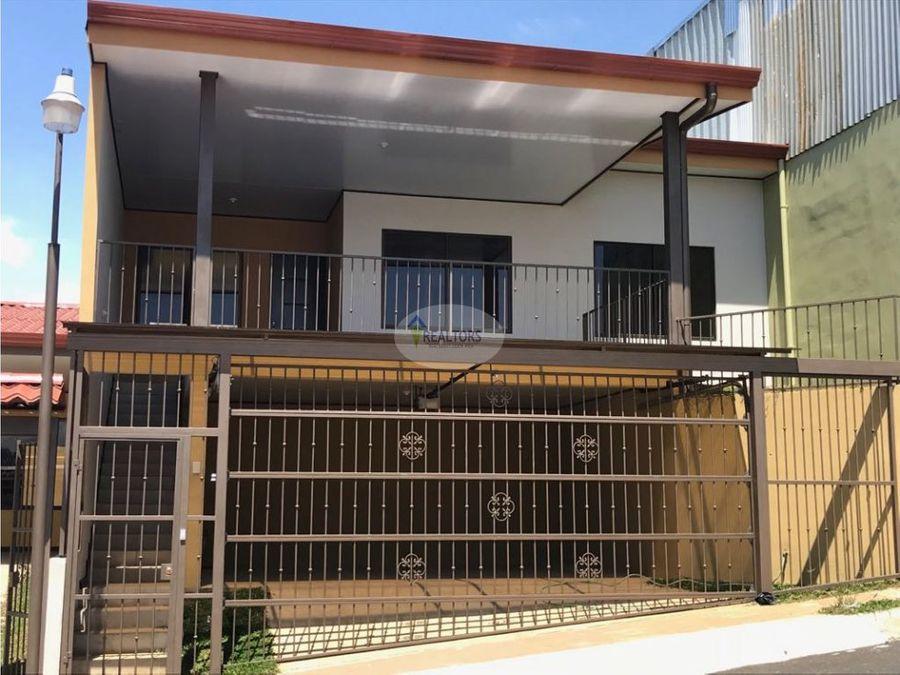 venta de casa en san pablo heredia