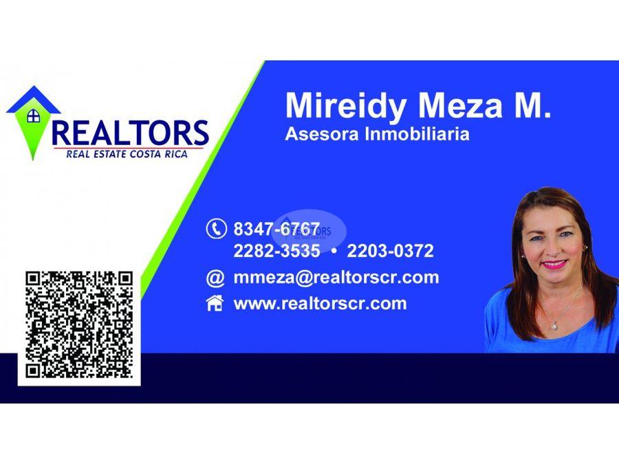venta de casas en residencial de heredia