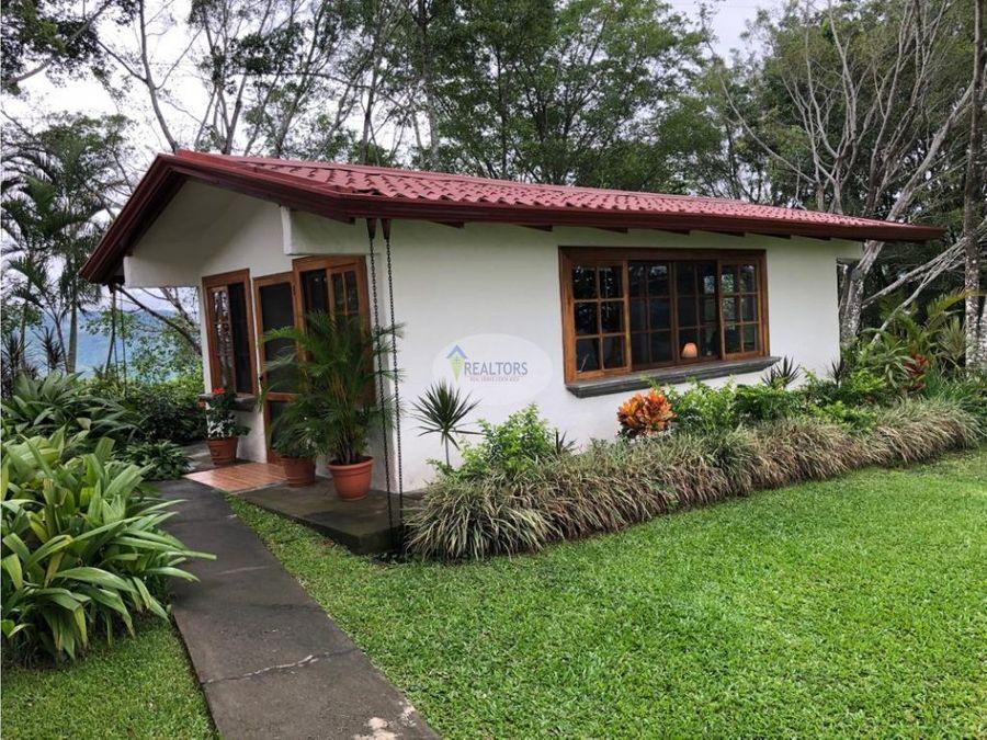 venta de casa campestre en tabarcia mora