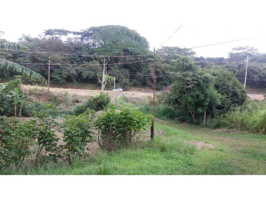 venta de terreno en orotina