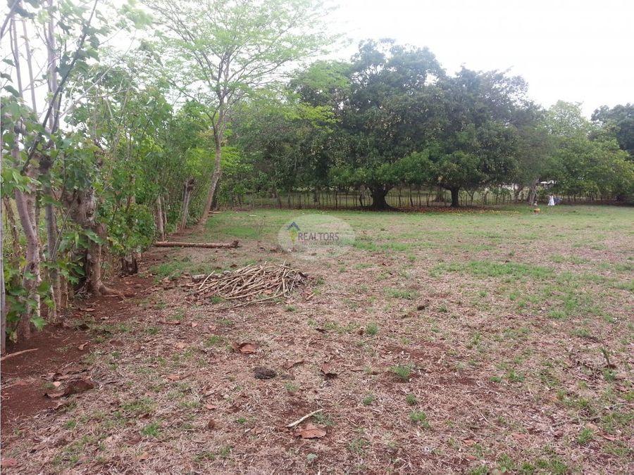 venta de terreno en la ceiba orotina