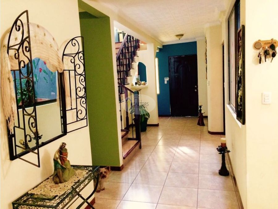 venta de casa en santo domingo heredia