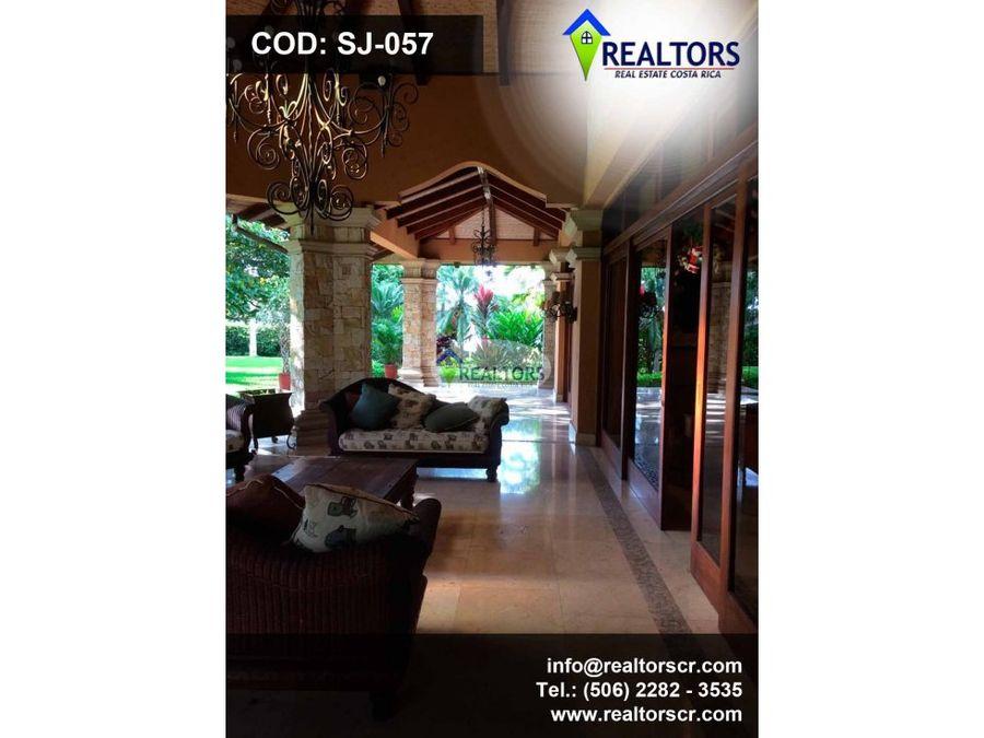 venta de casa en santa ana rio oro